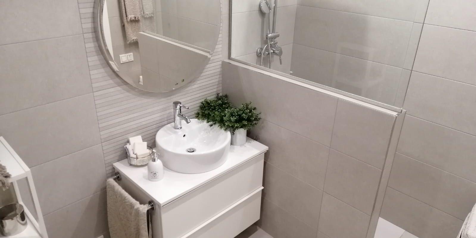 Reforma baño en Castellón